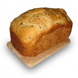 Хлеб сметанный с луком