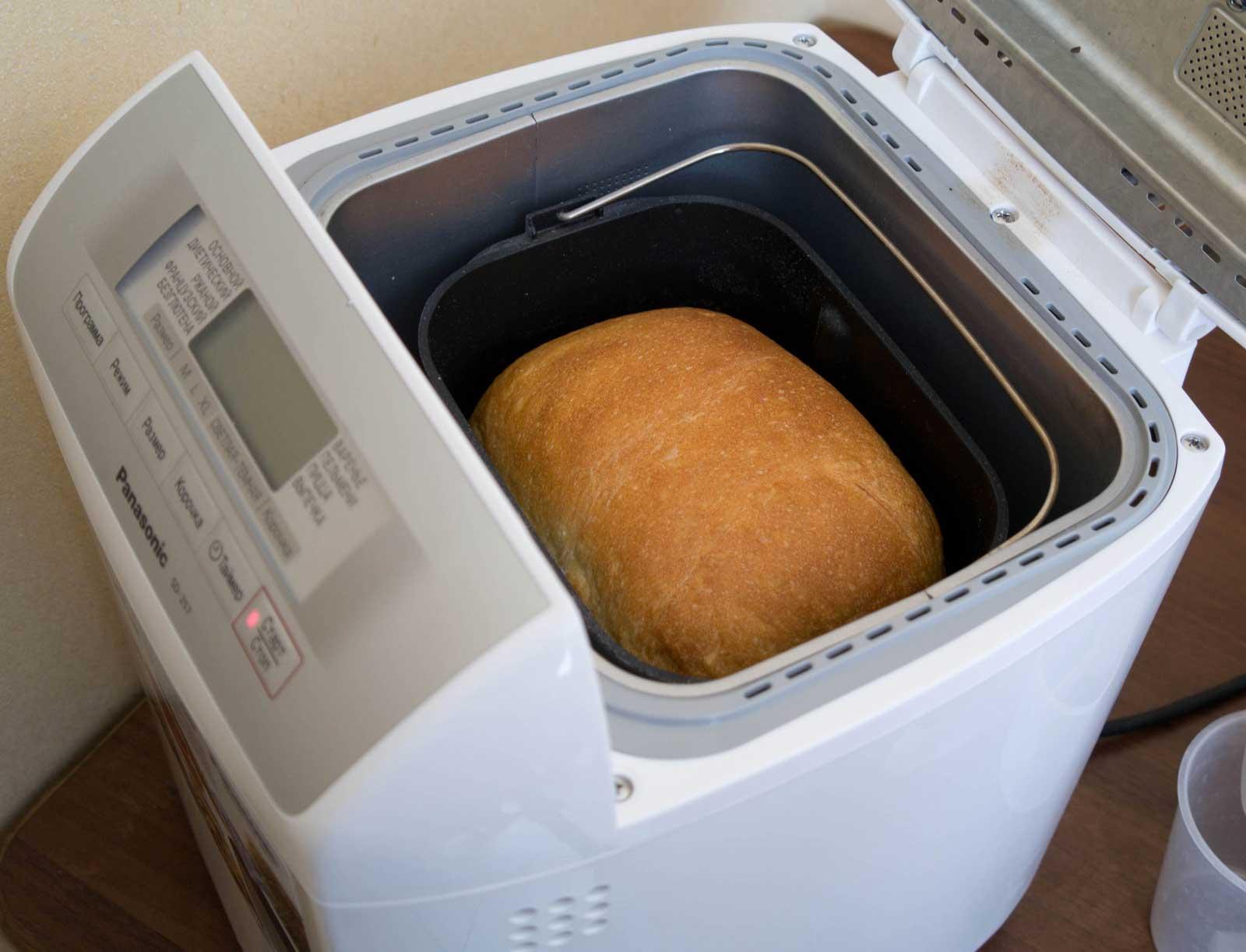 Хлебопечка panasonic sd-zb 2502 bts «лучшая хлебопечка, обзор.